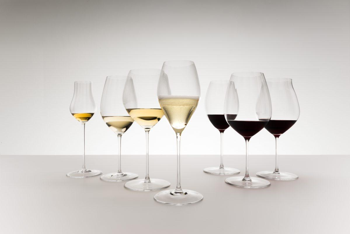Performance-serien fra Riedel er vinglass for de virkelig vininteresserte.